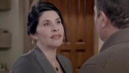 Amanda le pide a Ezequiel una segunda oportunidad