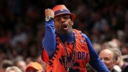 Knicks pierde a su gran aficionado Spike Lee