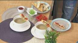 RECETA: Sopa de lenteja con tocino