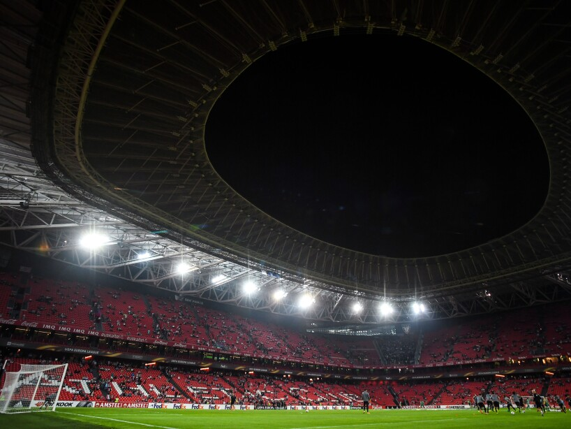 Athletic Club v SK Rapid Wien - UEFA Europa League