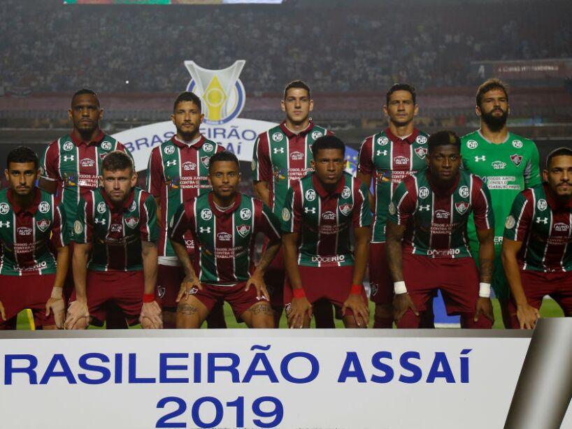 Sao Paulo v Fluminense - Brasileirao Series A 2019