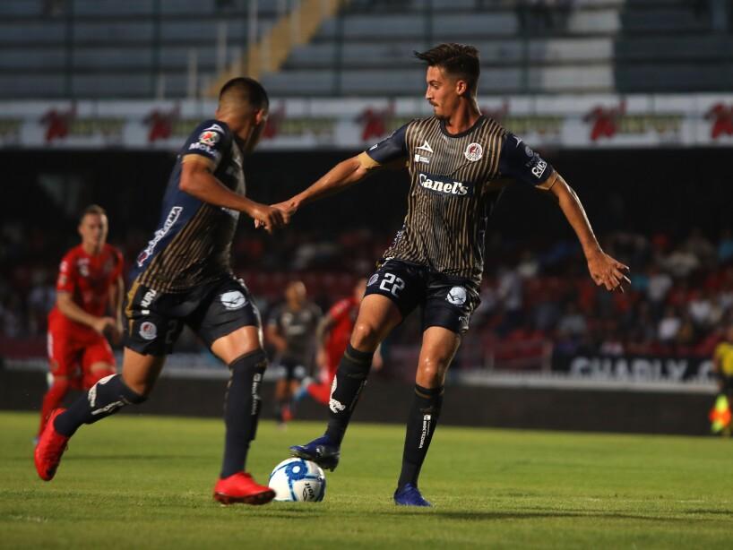 Veracruz 2-1 San Luis