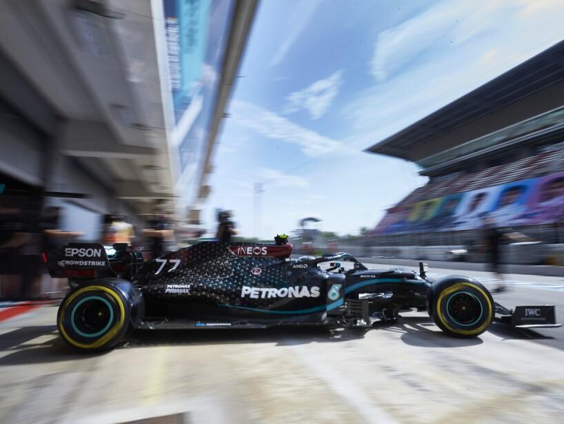 2020 Spanish Grand Prix, Friday - Steve Etherington