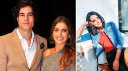 Scarlet Gruber niega haber sido la causante de la separación entre Danilo Carrera y Michelle Renaud