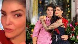 Ana Bárbara se conmueve hasta las lágrimas al leer el emotivo mensaje que le mandó el hijo de Mariana Levy