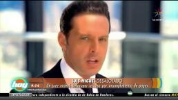 IMPERDIBLE: ¡Luis Miguel ahora es desalojado!