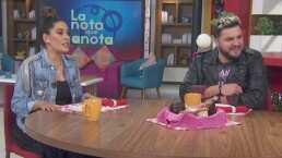 Galilea Montijo y Paul Stanley demuestran lo bien que se llevan, incluso sin estar frente a las cámaras de 'Hoy'