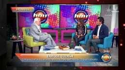 Martha Figueroa entrevistó a Enrique Guzmán sobre la polémica con Frida, pero prefiere no dar su opinión
