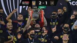 Tigres conquista su primer título internacional en la historia