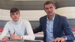 Paolo Maldini y su hijo Daniel, infectados del Covid-19