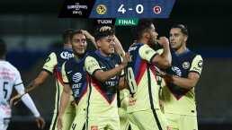 América 4-0 Xolos | Noche de golazos y un doblete de Henry Martín