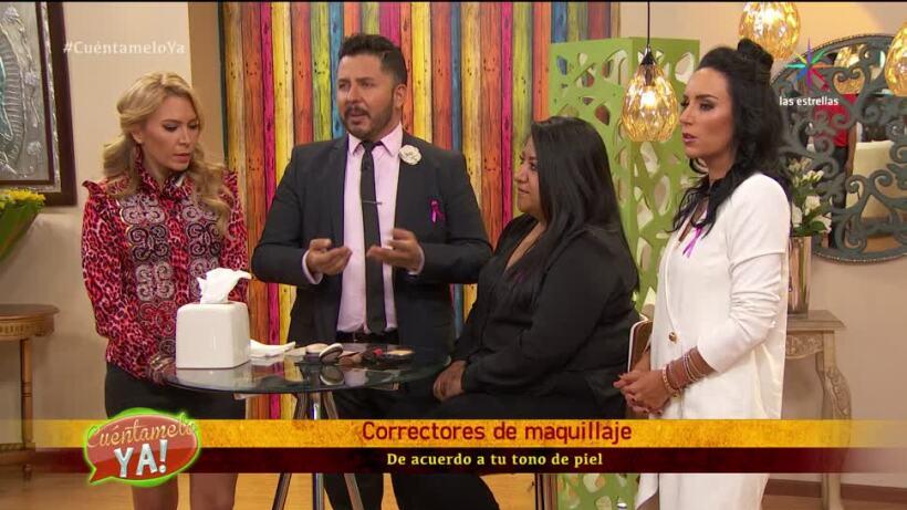 Maquillaje: ¡Aprende a seleccionar la base de tu maquillaje!