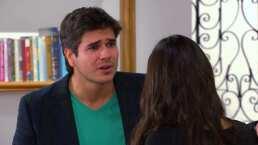 C53: Pablo le exige a Esmeralda la prueba de paternidad