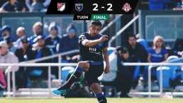 Debut legendario para Oswaldo Alanís en la MLS
