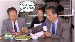 Checa el tour gastronómico de Reportajes Transgénicos