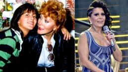 ¿Fue difícil para Alejandra Guzmán ser hija de dos padres tan famosos?