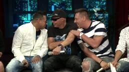Claudio Yarto confiesa mentira a integrantes de 'Caló'