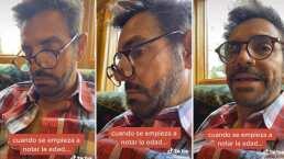 'Déjame en paz' Eugenio Derbez se vengará de Aislinn 'para que vean lo que es canela'
