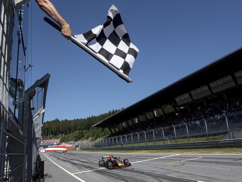 APTOPIX Austria F1 GP Auto Racing