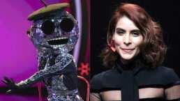 María León reacciona a su participación en la final de ¿Quién es la Máscara?