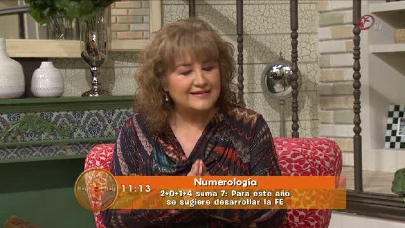 Claudia Sánchez: ¿Qué representa el 2014?
