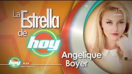 LA ESTRELLA DE HOY: Angelique Boyer