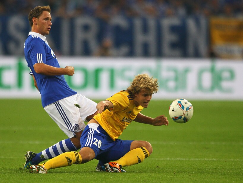 FC Schalke 04 v HJK Helsinki - UEFA Europa League Play-Off