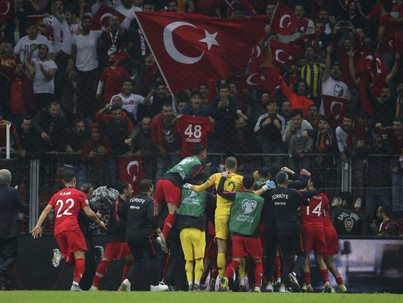 Turkey Iceland Euro 2020 Soccer