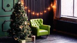 Tendencias para decorar tu árbol de navidad