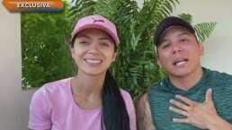 Kimberly Flores revela si sufrió una fractura en el coxis tras su aparatosa caída