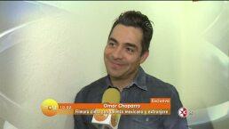 Omar Chaparro se divirtió en Estrella2