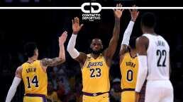 ¡Todo listo en la duela! Así la NBA reiniciará las actividades
