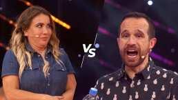 ¿Quién tuvo la reacción más divertida en 'No la riegues'?