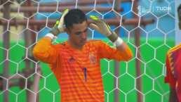 ¡Un desastre España! La Roja regala otro gol