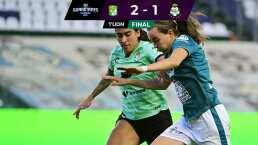 ¡Rugen las leonas sobre Santos en la Liga BBVA MX Femenil!