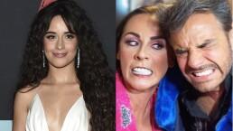 Consuelo Duval y Eugenio Derbez se pelean por culpa de Camila Cabello
