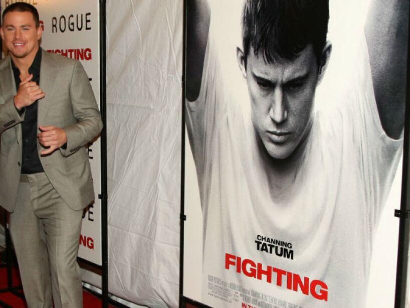 En 2009 apareció en la película Fighting (Peleador Callejero), donde interpretó a Shawn MacArthur