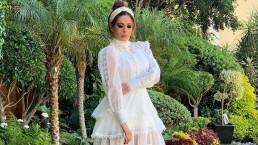 Los looks de Galilea Montijo y las faldas más sexys de su armario
