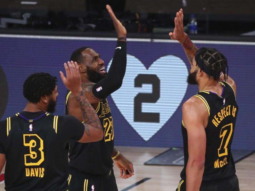 Lakers Trail Blazers Basketball