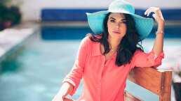 Livia Brito presume sus lujosas vacaciones con todo y bailecito