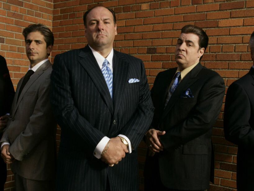 6. The Sopranos (1999, 2007) de HBO.