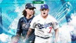 ¡Día de Serie Mundial! Dodgers y Rays en busca de la gloria