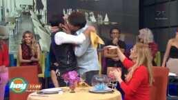"""""""No se lo voy a perdonar nunca"""": José Eduardo Derbez recuerda la vez que """"El Burro"""" le robó un beso en HOY"""