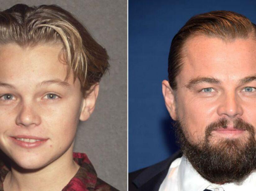 3. Leonardo DiCaprio (41 años): El Renacido dejó las películas de terror para ser un ganador del Oscar.