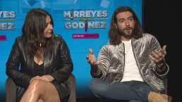 Los 'Mirreyes' y 'Godinez' hablan del estreno de su nueva película