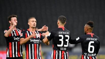 La goliza de Frankfurt y más resultados de la J31 de la Bundesliga | El torneo del máximo circuito del balompié alemán está por concluir y, mientras unos buscan puestos europeos, otros buscan no descender.