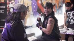Esto es lo que significan los tatuajes de 'El Vítor' y 'Albertano'