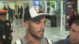 Lucas Passerini ya está en suelo mexicano para reforzar a Cruz Azul