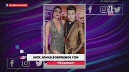 Nick Jonas estrenó 'Spaceman', su cuarto álbum como solista