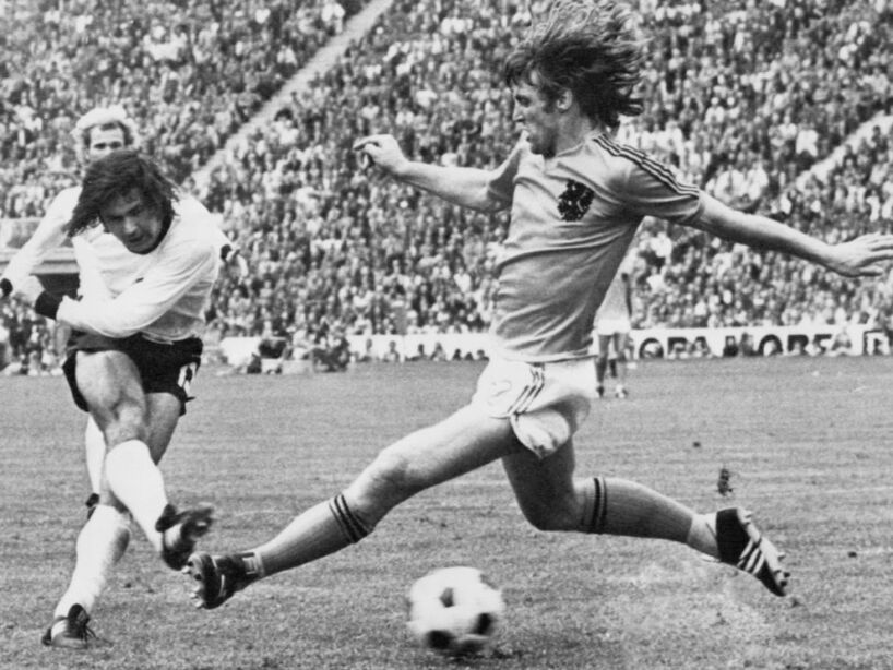 SOCCER-WORLD CUP 74-WEST GERMANY-NETHERLANDS